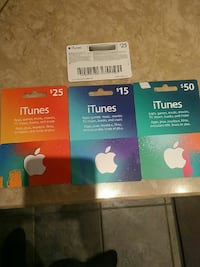 iTunes Gift Cargs