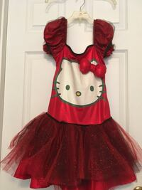 red and black Minnie Mouse dress Hebron, 41048