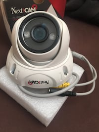 NextCAM YE-HD20000 DFL Super AHD Metal Dome Kamera