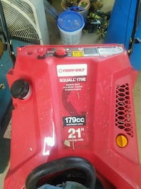 red and black Troy-Bilt pressure washer Rocky Point, 11778