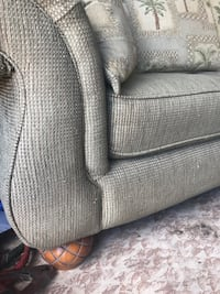 gray fabric 3-seat sofa Inverness, 34450