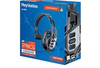 Plantronics  [PHONE NUMBER HIDDEN] HS Gaming Headset for PlayStation and PS4 Savannah, 31415