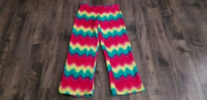 Fleece Pants Ladies Small