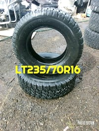 """16"""" Wild Country Light Truck Tires Sandy, 97055"""