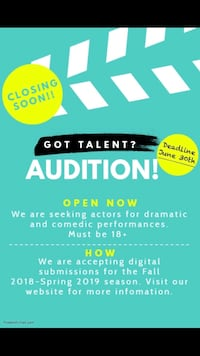 Lakes of Greatness Productions Casting Call Detroit, 48224