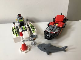 Lego World Racers Jagged Jaws Reef #8897