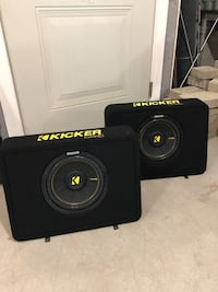 "10"" Kicker Comp C Subwoofers Dighton, 02715"