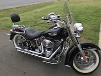 2005 Softail Deluxe 39 km