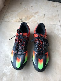 Men's size 7 Adidas soccer cleats Fullerton, 92831