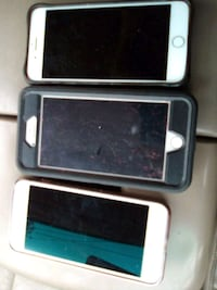 3 iPhones for sale no cracked screens