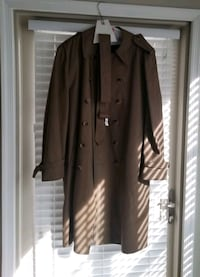 London Fog Double Breasted Trench Coat/50 Regular  Germantown, 20874