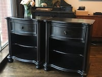 Delivery - pair of vintage French country Nightstands Toronto, M9B 5Y4