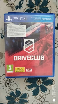 Driveclub ps4 oyun Ali Ersoy, 06140