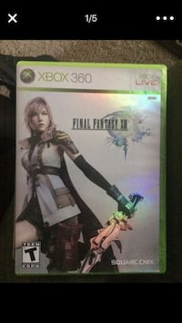 Final fantasy 13 XBOX 369 game Downey, 90240