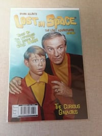 Lost in Space Comic Kingsport, 37663