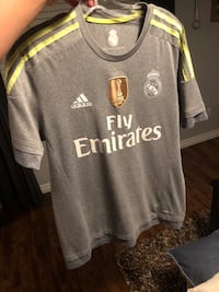 Real Madrid jersey  Mississauga, L5R 1T9
