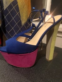 Beautiful high heels size 8 Toronto, M1P 2P5