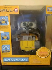 IDance - Wall-E - Rare Collectors Item - Unopened Guelph, N1H 3A7