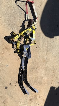 yellow and gray safety harness Surrey, V4N 3X7