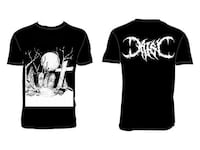 T shirt Maglietta con un mio artwork death metal