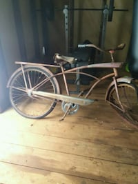 Late 50s early 60s huffy bicycle  Max Meadows, 24360