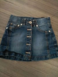blue denim skirt Edmonton, T5Z 3J9