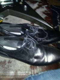 black leather dress shoes Edmonton, T5E 2T5