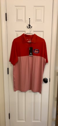 Golf AM Tour PGA national championship 2019 polo shirt Gainesville, 20155