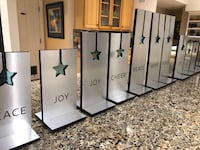 12 Decorative Signs for Christmas Nolensville, 37135