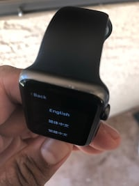 Apple Watch (used) series 1 42mm  Chandler, 85224
