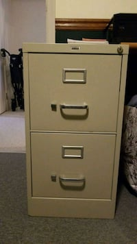 metal file cabinet Ellicott City, 21043