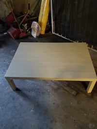 IKEA tan coffee table   San Diego, 92122