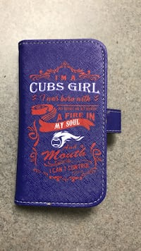 Chicago Cubs cell phone case  904 mi