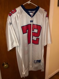 New York Giants #72 Osi Umenyiora Size XL Reebok jersey College Park, 20740