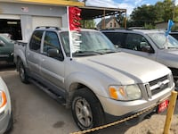 2003 Ford Explorer sport trac - 4x4 and JUST SAFETIED! Winnipeg, R3E 0Y5