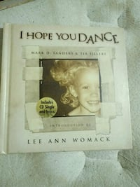 I Hope You Dance book and CD Bakersfield, 93308