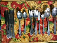Oneida Dublin Flatware Washington