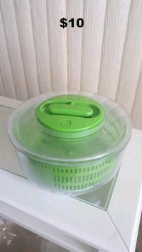green and white plastic container Calgary, T2V 0P7