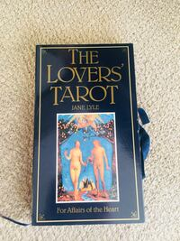 The lover's tarot cards only used once New Westminster, V3M 1G8