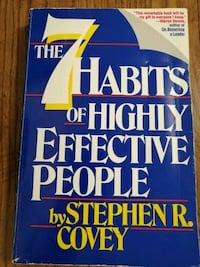 7 habits of highly effective people  Richmond Hill, L4E 0S2