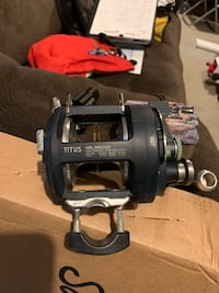 Okuma fishing reel