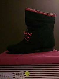 Boots Brand New!! Super Cute 7.5