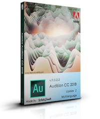 Adobe Audition CC 2019 Win/Mac... Rec. Songs To The Clouds