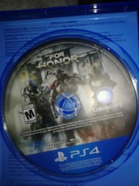 Sony PS4 For Honor disc Windsor, N8W 4H6