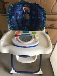 High chair with toy too  Vaughan, L4L 5C2