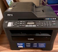MFC-7860DW Compact Laser All-in-One with Wireless Networking and Duplex Printing Spring Hill, 34608