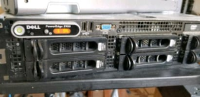 DELL PowerEdge 2950 server computer