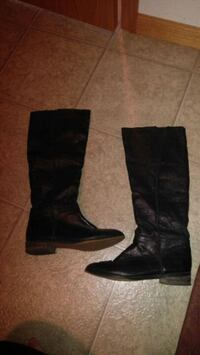 *Real leather* boots Davenport, 52807