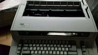 IBM personal wheelwriter 2 typewriter Rockville, 20850