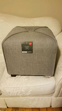 2 New Tufted Ottoman Cubes